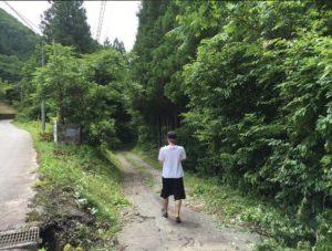 花田優一 運命の森