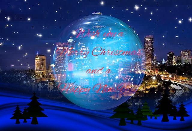 クリスマスイルミ02