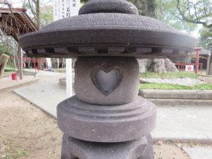 恋木神社石塔