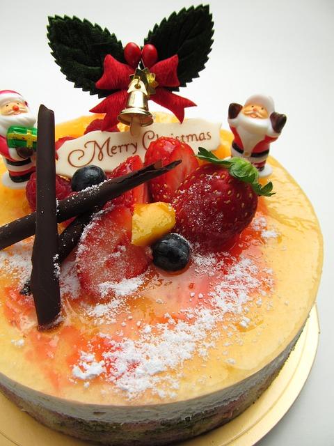 千疋屋のクリスマスケーキ2020ロールケーキなどおすすめ5選と口コミ!